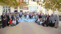 81 İlden Gelen Gençler Hamidiye'de Zeytin Topladı