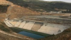Kumla Barajı Yükseliyor