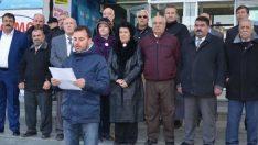 Hemşeri Dernekleri ve Kent Konseyi'nden Kudüs Açıklaması