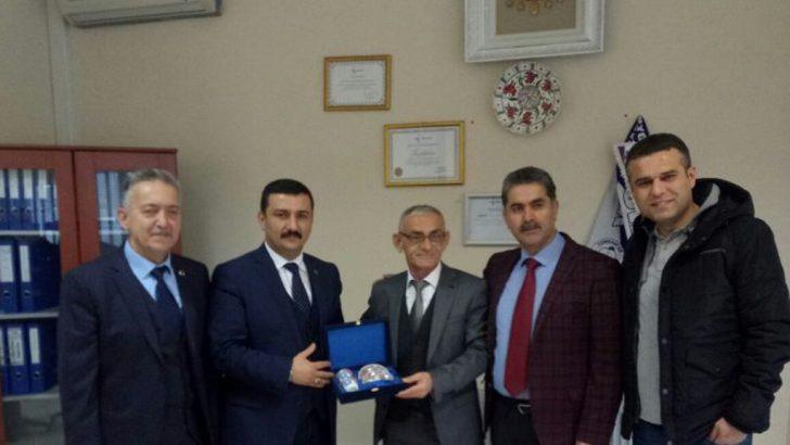 Türkoğlu'ndan İşkur'a ziyaret