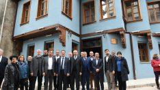 Balıkpazarı Hamamı Kültür Merkezi Oluyor