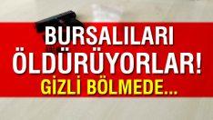 Bursa'da zehir tacirlerine darbe! 6 kişi gözaltında
