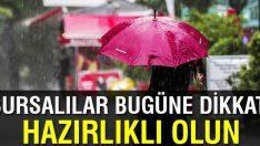 Bursa'da bugün ve yarın hava durumu nasıl olacak? (14 Ekim 2017 Cumartesi)