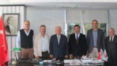 Emniyet Müdürü Abdulkadir Yüce GTSO'yu Ziyaret Etti