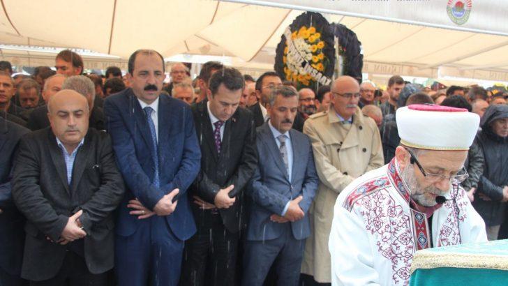 Mehmet Yıldırım Memleketinde Toprağa Verildi