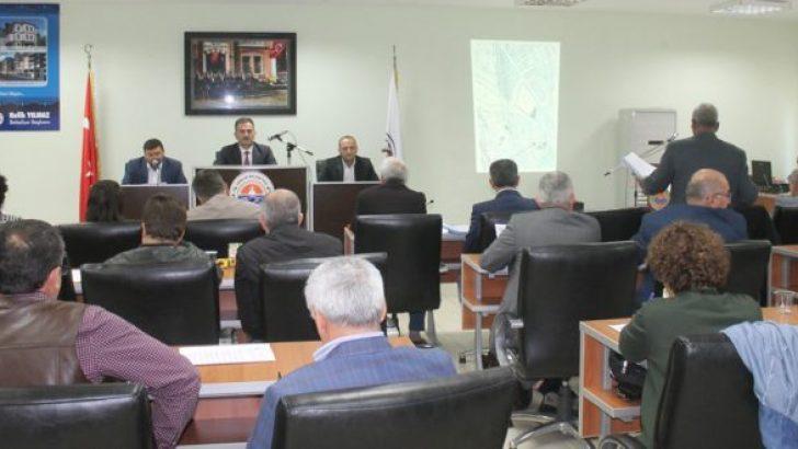 Belediye Meclisi Ekim Ayı Toplantısını Gerçekleştirdi