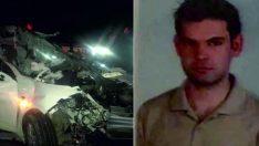 Kurtul'da Talihsiz Kaza 1 Ölü