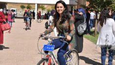 Üniversite Öğrencileri Bisikletle Ücretsiz Gezebilecek