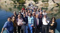 Bursa'daki Gazeteciler Urfa'da
