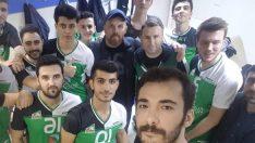 Gemlik Voleybol Hasad Gençliği Rahat Geçti