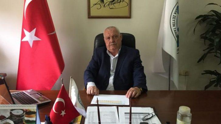S.S.72 Sayılı Gemlik Zeytin Tarım Satış kooperatifi'nden 1.250 kişiye 2.351.000,00 TL