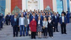 MHP Gemlik'ten Genel Merkez Ziyareti