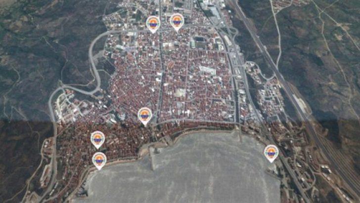 Belediyeden 360 Derece Sanal Tur Hizmeti