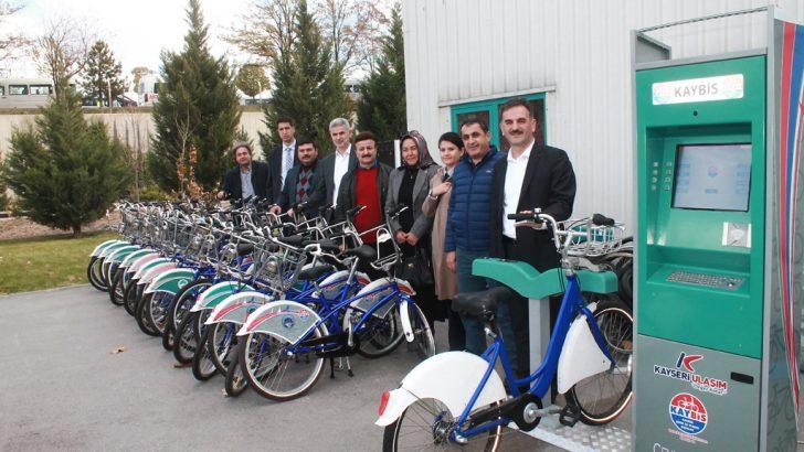 Gemlik Belediyesi Bisiklet İstasyonları Kuruluyor