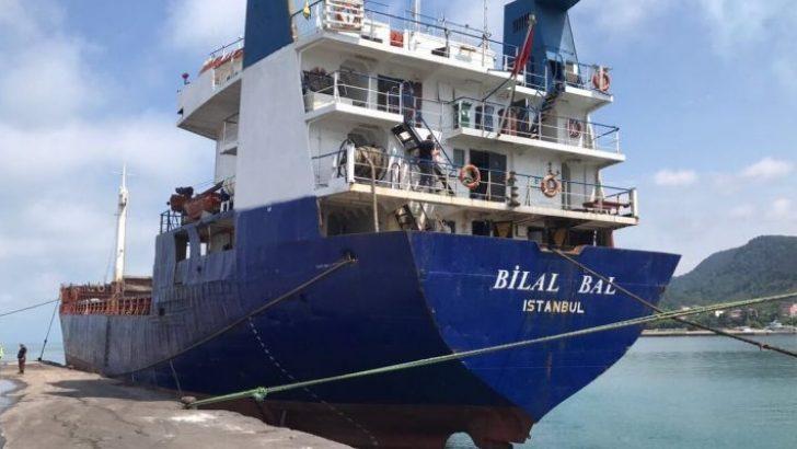 Gemlik'ten çıkan gemiden haber alınamıyor