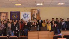 Kosta Sandalcı'dan Deniz ve Liman İşletmeciliği Öğrencilerine Lojistik Semineri