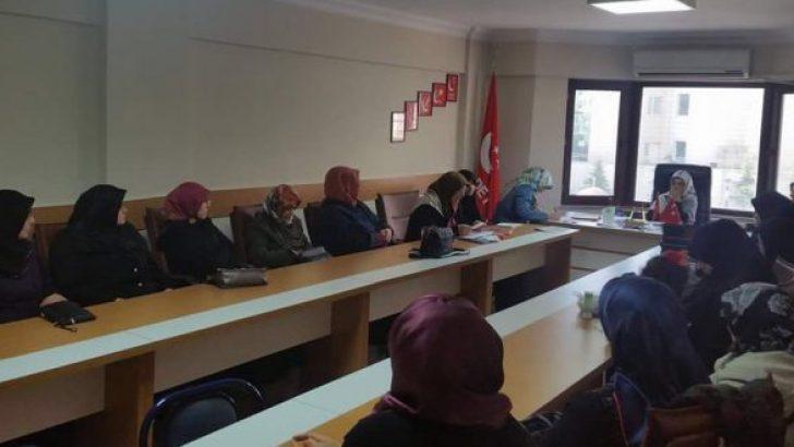 Saadet Partisi Kadın Kollarından Öğretmenler Günü Açıklaması