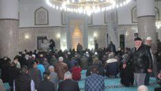 Asım Kocabıyık Camii'nde Mevlit Kandili Programı