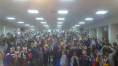 Miyase Sertbarut Öğrencilerle Buluştu