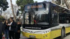 Bursa Otobüsleri Yenilendi