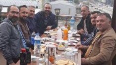 Gaziantep Taraftar Liderleri Gemlik'te
