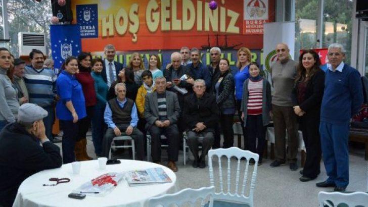Gesyad'dan Huzurevi Programı