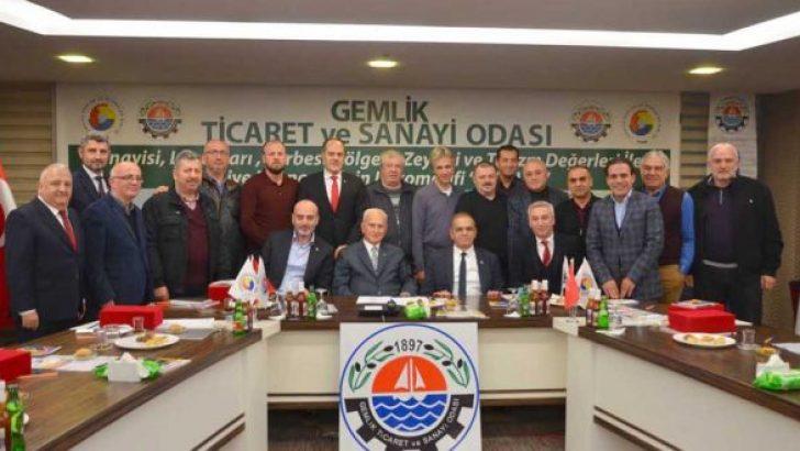 GTSO'da 2017'nin Son Meclisi gerçekleşti