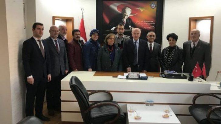 İşkur'dan Kent Konseyi Ziyareti