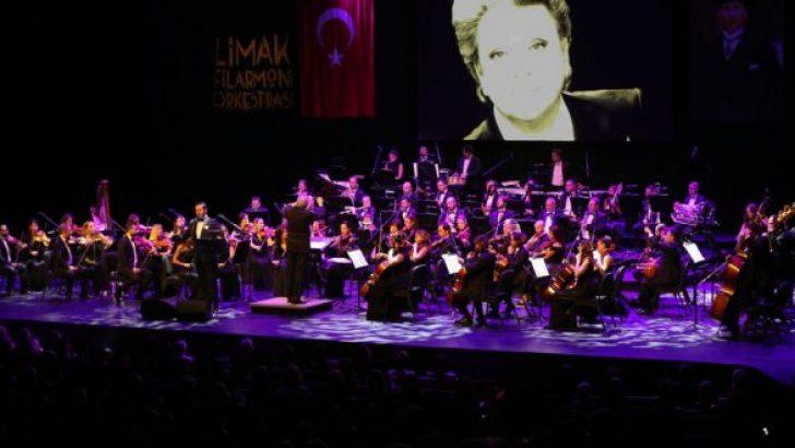 Limak Filarmoni Zeki Müren Şarkıları Turnesi Başlıyor