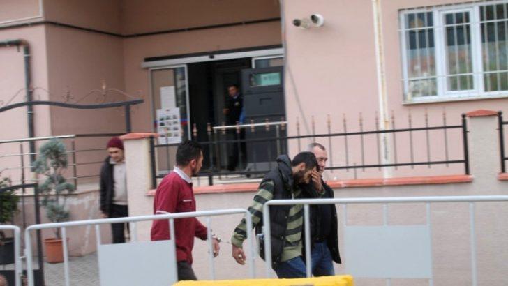 Üç Tüp Hırsızı Tutuklandı