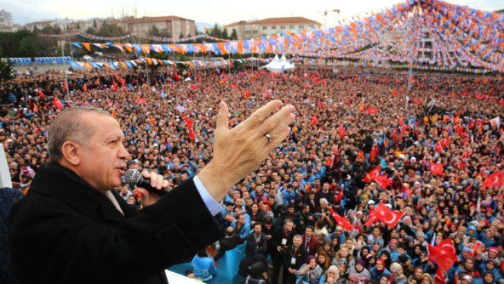 Erdoğan; Gemlik'te Dönüşüm Süratle Olmalıdır