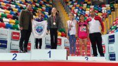 Belediyespor Atletizm de Madalyaya Doymuyor